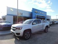New 2018 Chevrolet Colorado Extended Cab Long Box 2-Wheel Drive WT Custom Special Edition VIN 1GCHSBEA2J1175517 Stock Number 21713