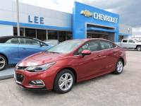 Pre-Owned 2017 Chevrolet Cruze Sedan LT (Automatic) VIN 1G1BE5SM1H7210884 Stock Number 20852A