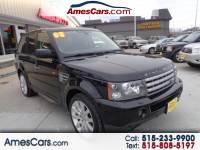 2008 Land Rover Range Rover Sport 4WD 4dr SC