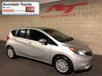 Pre-Owned 2015 Nissan Versa Note Hatchback Front-wheel Drive in Avondale, AZ