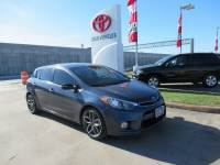 Used 2015 Kia Forte SX Hatchback FWD For Sale in Houston