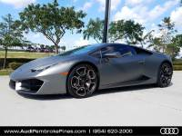 2017 Lamborghini Huracan LP5802 2dr Car