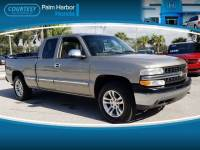 Pre-Owned 2002 Chevrolet Silverado 1500 Truck Extended Cab in Tampa FL