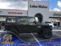 2016 Jeep Wrangler JK Unlimited Rubicon 4x4 SUV 4x4 | near Orlando FL