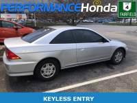 2005 Honda Civic LX Coupe