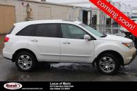 Pre-Owned 2009 Acura MDX 4WD 4dr Tech Pkg