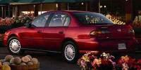 2002 ChevroletMalibu 4dr Sdn