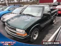 2002 Chevrolet S10 Pickup LS