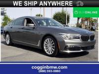 Certified 2016 BMW 740 Sedan in Jacksonville FL