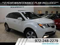 2011 Acura MDX SH-AWD w/Tech for sale in Carrollton TX