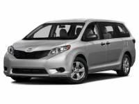 2016 Toyota Sienna XLE Van Front-wheel Drive 4-door