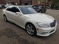 Used 2010 Mercedes-Benz S-Class S550 4MATIC Sedan in Pittsburgh