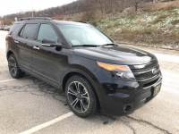 Used 2013 Ford Explorer Sport SUV in Pittsburgh