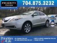 Used 2010 Acura ZDX For Sale in Huntersville NC | Serving Charlotte, Concord NC & Cornelius.| VIN: 2HNYB1H6XAH503988