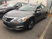 Certified Used 2015 Nissan Altima 2.5 S for sale in Hyannis, MA