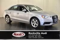 Certified Used 2015 Audi A3 2.0T Premium Sedan in Rockville, MD