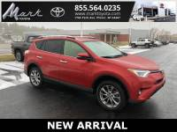Certified Pre-Owned 2016 Toyota RAV4 Limited All Wheel Drive w/Heated Leather Seats, En SUV in Plover, WI