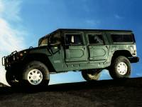Pre-Owned 2002 Hummer H1 Enclosed 4WD