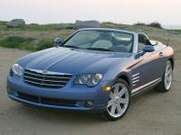 Pre-Owned 2005 Chrysler Crossfire Limited RWD 2D Convertible