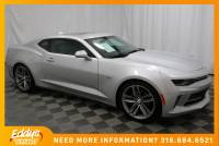 Certified Pre-Owned 2018 Chevrolet Camaro LT Rear-Wheel Drive Coupe