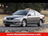 Pre-Owned 2004 Honda Civic 2dr Cpe LX Auto FWD LX 2dr Coupe