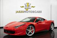 2011 Ferrari 458 Italia ($316K MSRP)....$84,000 IN OPTIONS!....ONLY 5500 MILES!