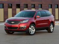 Pre-Owned 2014 Chevrolet Traverse LTZ AWD 4D Sport Utility