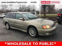 Pre-Owned 2000 Subaru Legacy GT AWD 4D Station Wagon