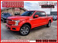 2018 Ford F-150 LARIAT - Ford dealer in Amarillo TX – Used Ford dealership serving Dumas Lubbock Plainview Pampa TX