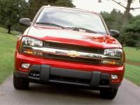 2002 Chevrolet TrailBlazer LT - Chevrolet dealer in Amarillo TX – Used Chevrolet dealership serving Dumas Lubbock Plainview Pampa TX