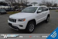 Certified Used 2014 Jeep Grand Cherokee Limited 4WD Limited Long Island, NY