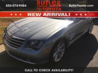 2005 Chrysler Crossfire Limited Convertible in Columbus, GA