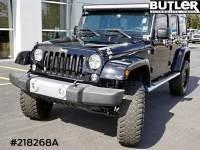 2015 Jeep Wrangler Unlimited Sahara 4WD Sahara in Columbus, GA