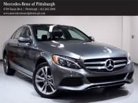 2018 Mercedes-Benz C 300 Sedan in Pittsburgh