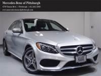 2016 Mercedes-Benz C 300 Sedan in Pittsburgh
