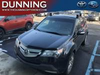 Used 2008 Acura MDX Technology For Sale In Ann Arbor