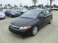 2006 Honda Civic LX Sedan