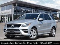 Used 2015 Mercedes-Benz ML-CLASS AWD