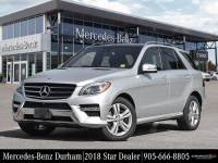 Used 2014 Mercedes-Benz ML-CLASS AWD