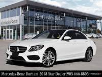 Used 2015 Mercedes-Benz C-CLASS AWD