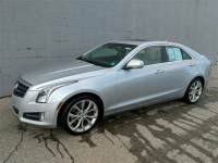 Pre-Owned 2013 Cadillac ATS 3.6L Performance AWD
