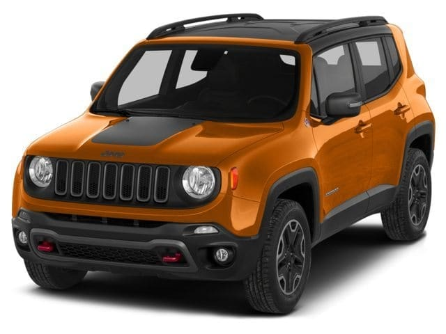 Photo Pre-Owned 2016 Jeep Renegade Trailhawk 4x4 in Macomb, MI