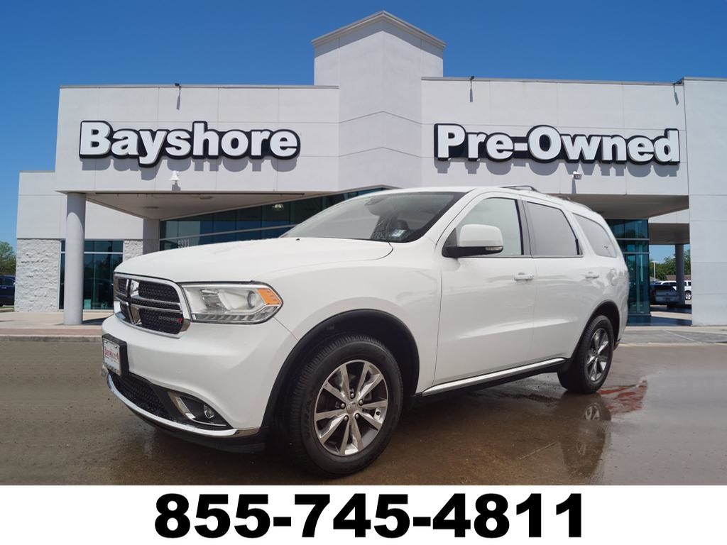 Photo 2016 Dodge Durango RWD Limited SUV in Baytown, TX Please call 832-262-9925 for more information.