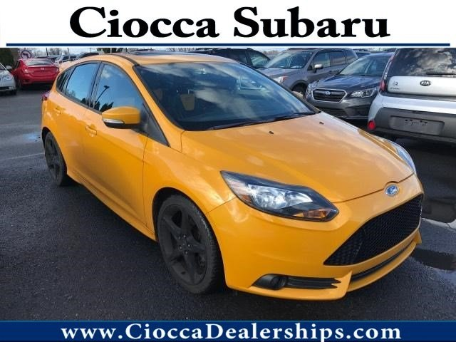 Photo Used 2013 Ford Focus ST ST For Sale in Allentown, PA