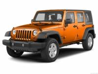 2013 Jeep Wrangler Unlimited Sport 4x4 Sport SUV near Cleveland