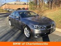 Certified 2015 BMW 535i in Charlottesville VA
