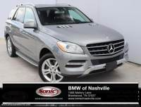 Pre-Owned 2013 Mercedes-Benz M-Class ML 350 SUV