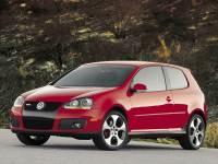 2006 Volkswagen GTI Base Hatchback FWD