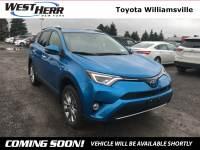 2016 Toyota RAV4 Hybrid Limited SUV For Sale - Serving Amherst