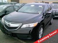 Used 2013 Acura RDX Base